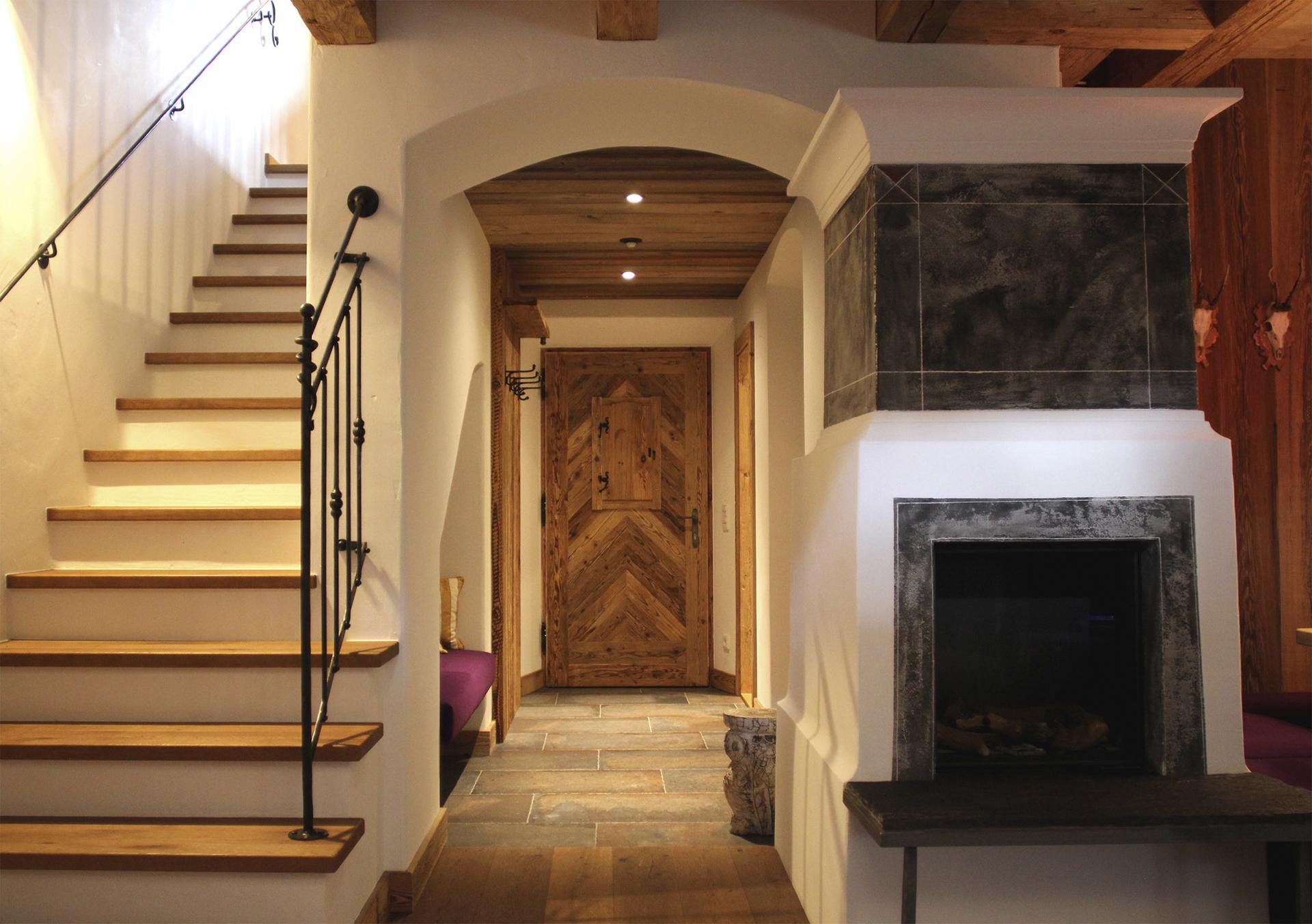 tischlerei-decker-Chalet-Eule-Eingangsbereich