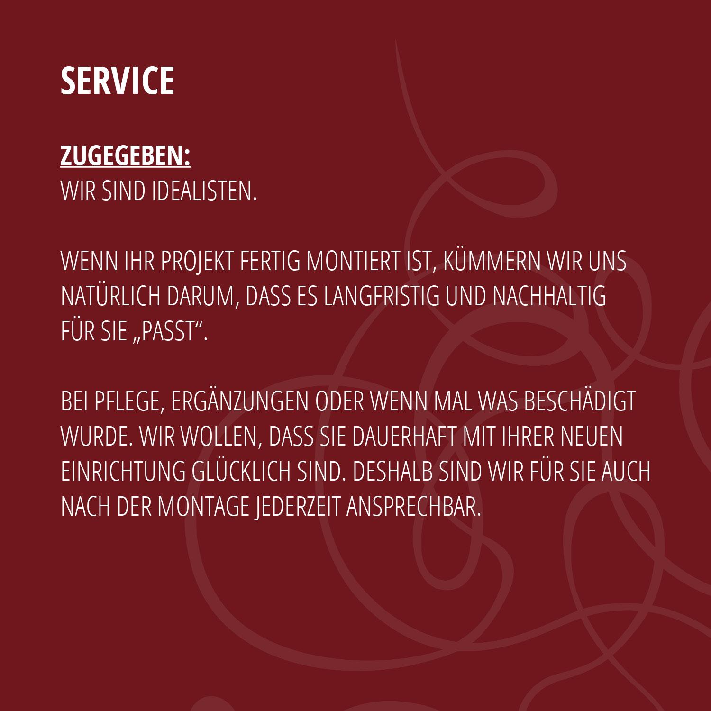 Tischlerei-Decker-Infobox-Leistungen-Service