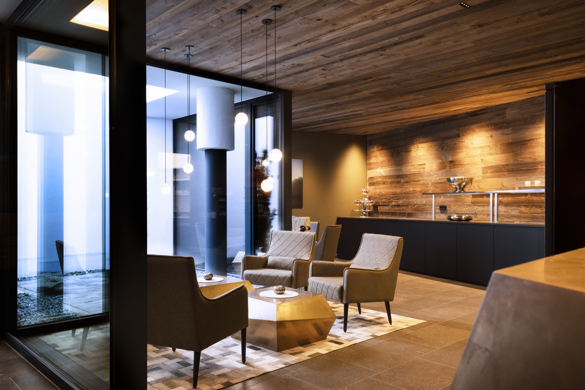 Tischlerei-Decker-Projekte-Mountain-Chalet-Kirchberg-Sitzecke-Lounge
