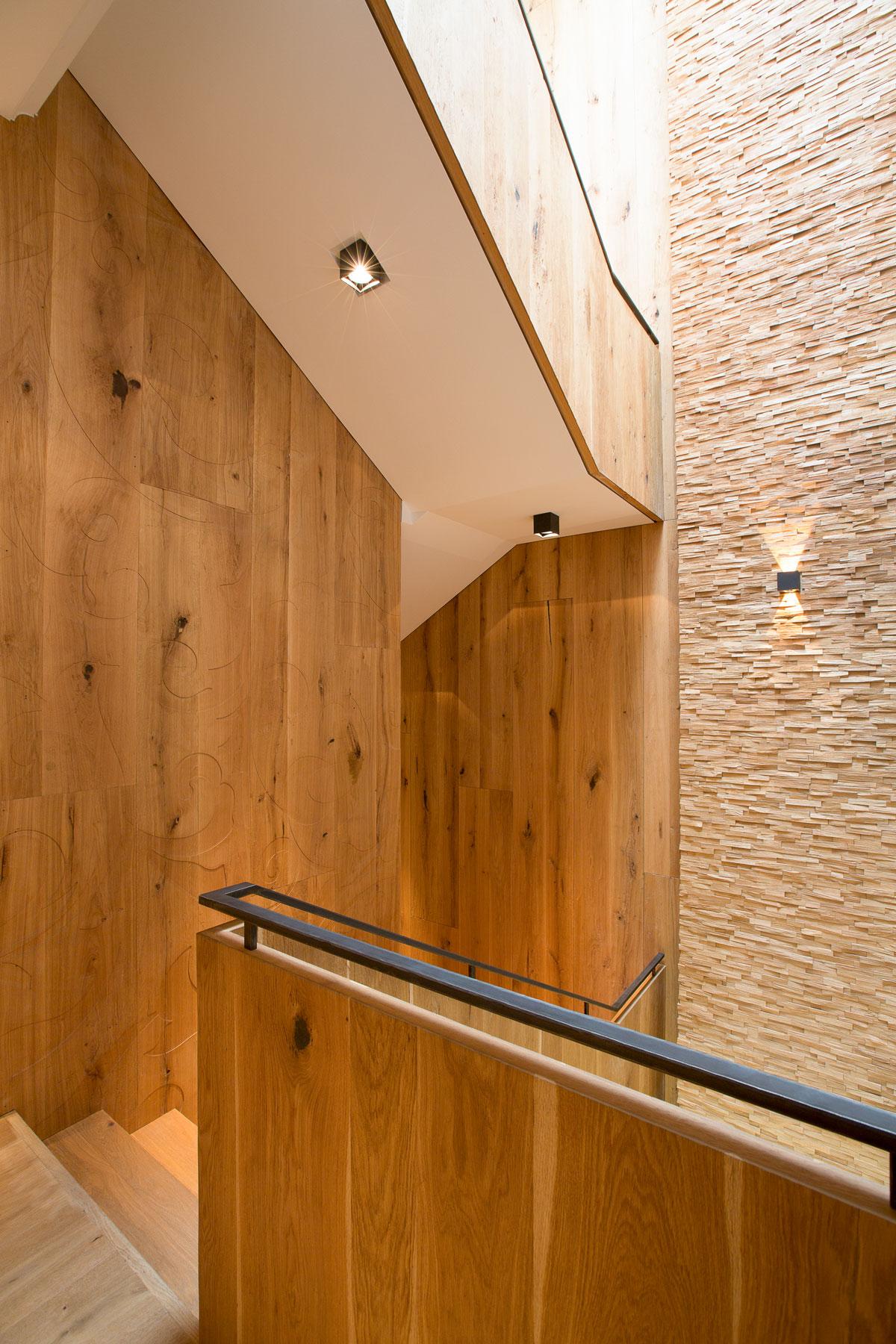 Tischlerei-Decker-Stiegenhaus