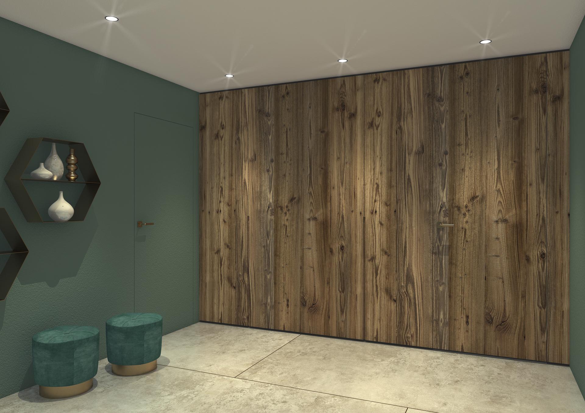 tischlerei-decker-visualisierungen-Garderobe-Vorraum