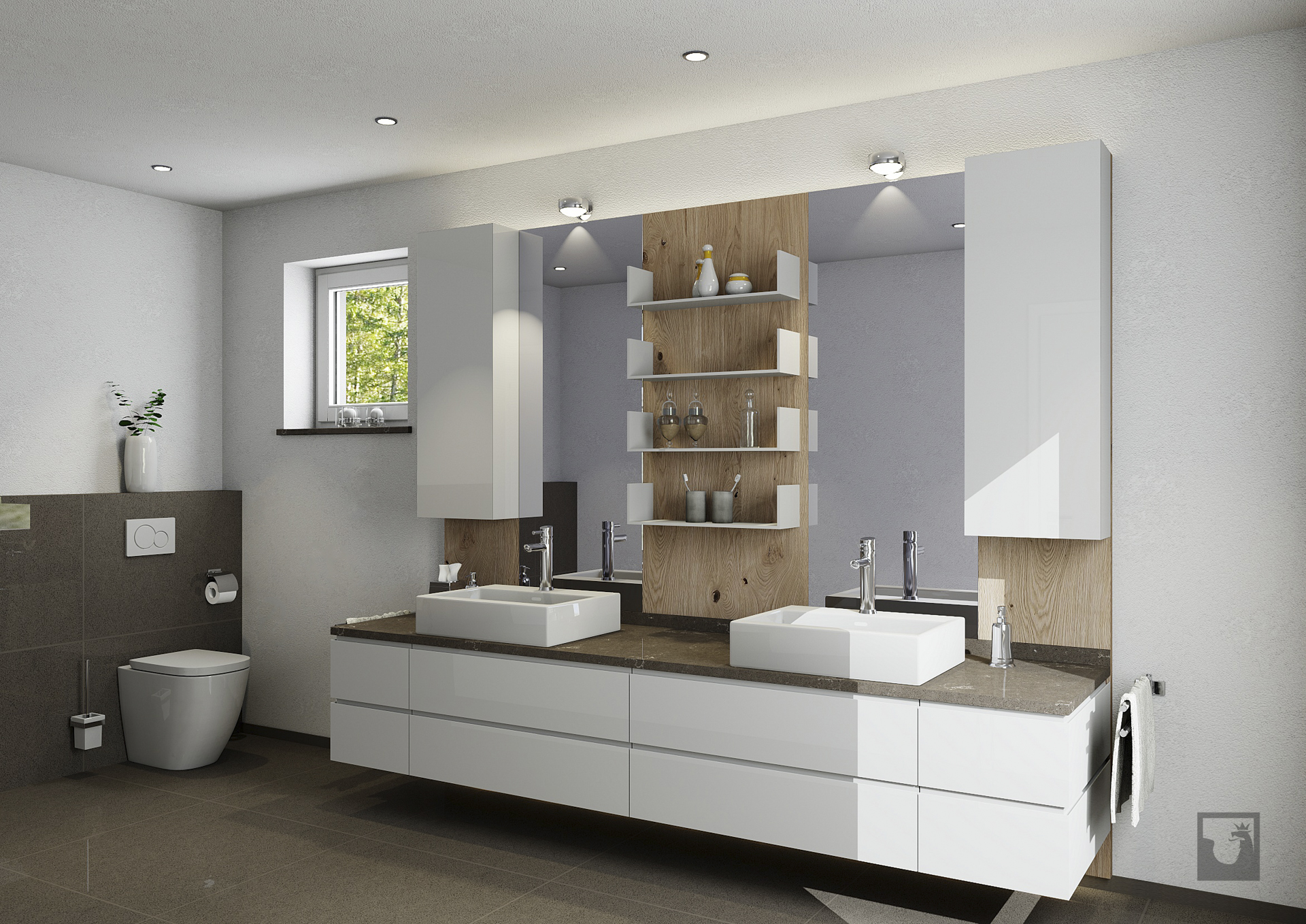 tischlerei-decker-visualisierungen-Schlafzimmer-Bad-Hochglanz-weiß
